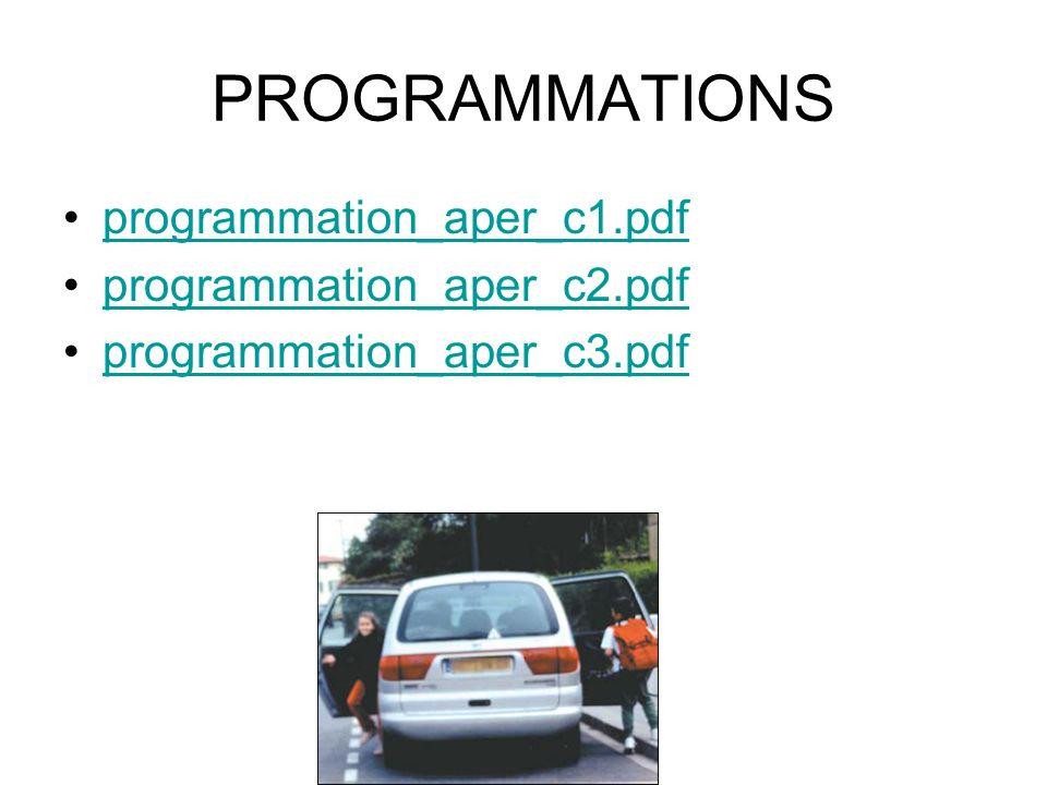 PROGRAMMATIONS programmation_aper_c1.pdf programmation_aper_c2.pdf