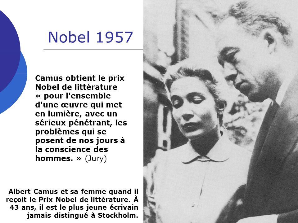 Nobel 1957
