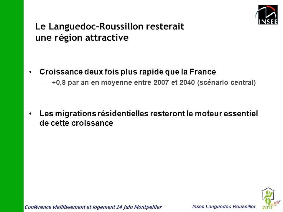 Le Languedoc-Roussillon resterait une région attractive
