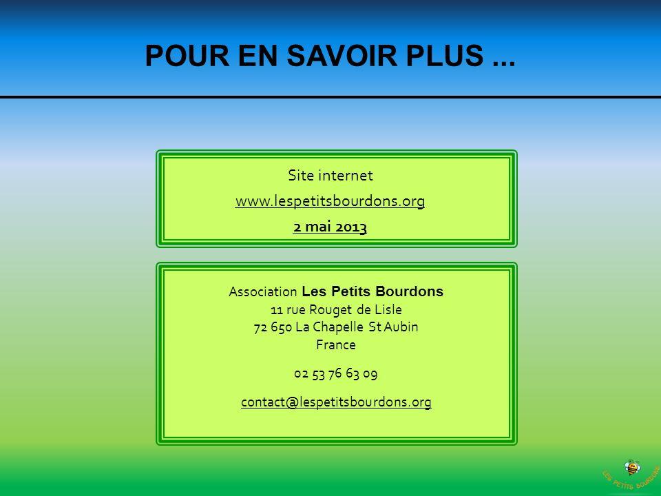 Association Les Petits Bourdons