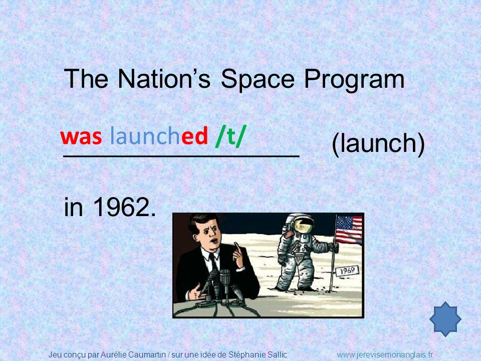 The Nation's Space Program