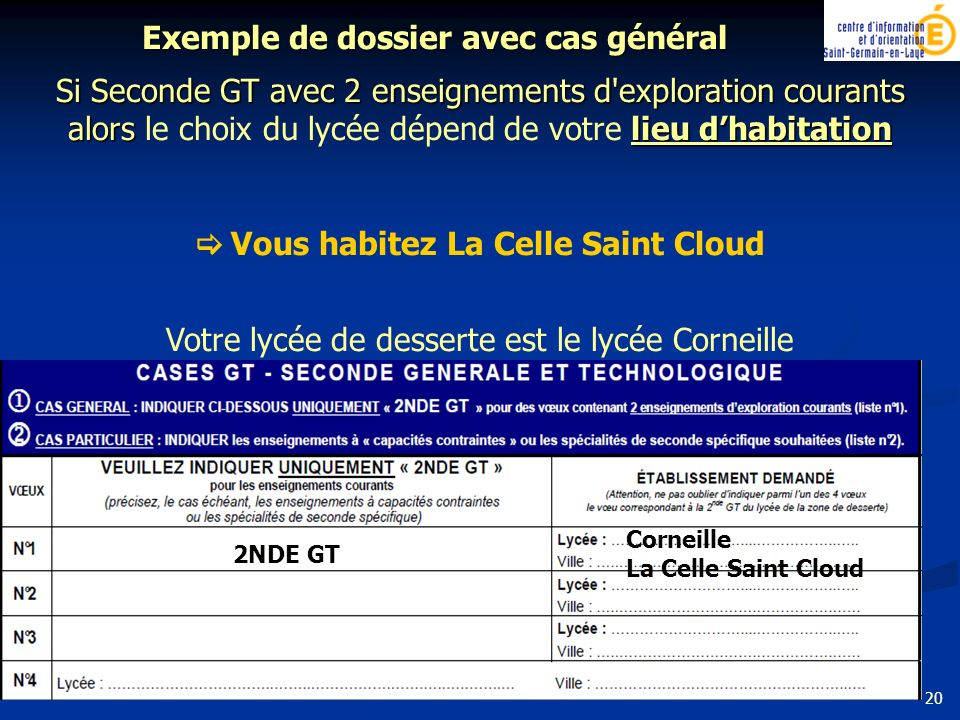  Vous habitez La Celle Saint Cloud
