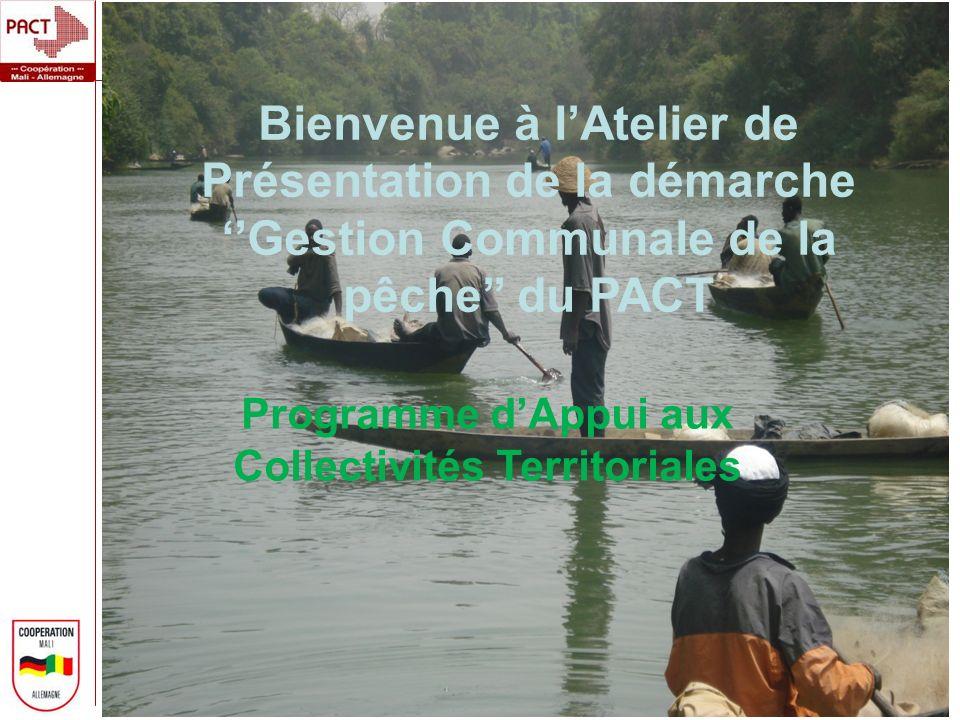 Programme d'Appui aux Collectivités Territoriales