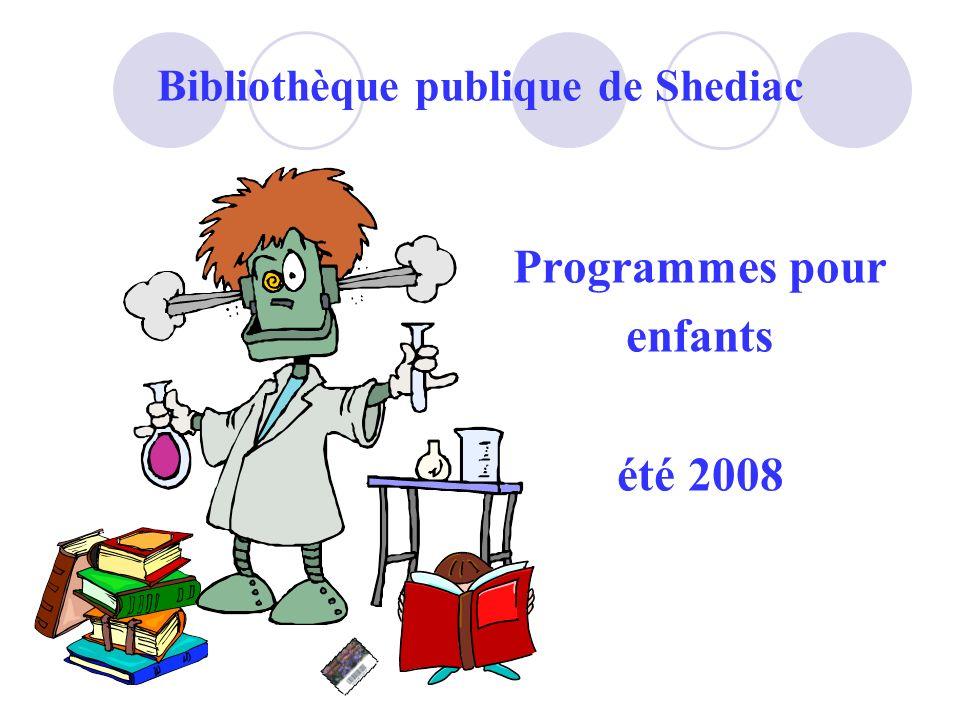 Bibliothèque publique de Shediac