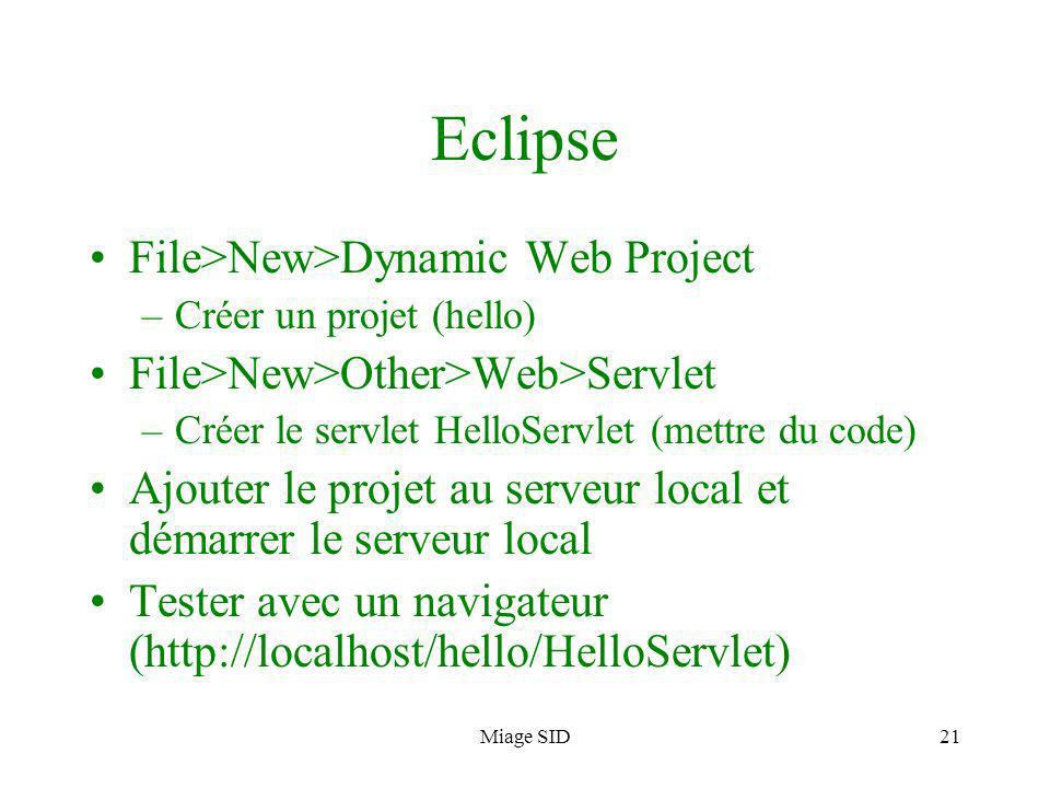 Eclipse File>New>Dynamic Web Project