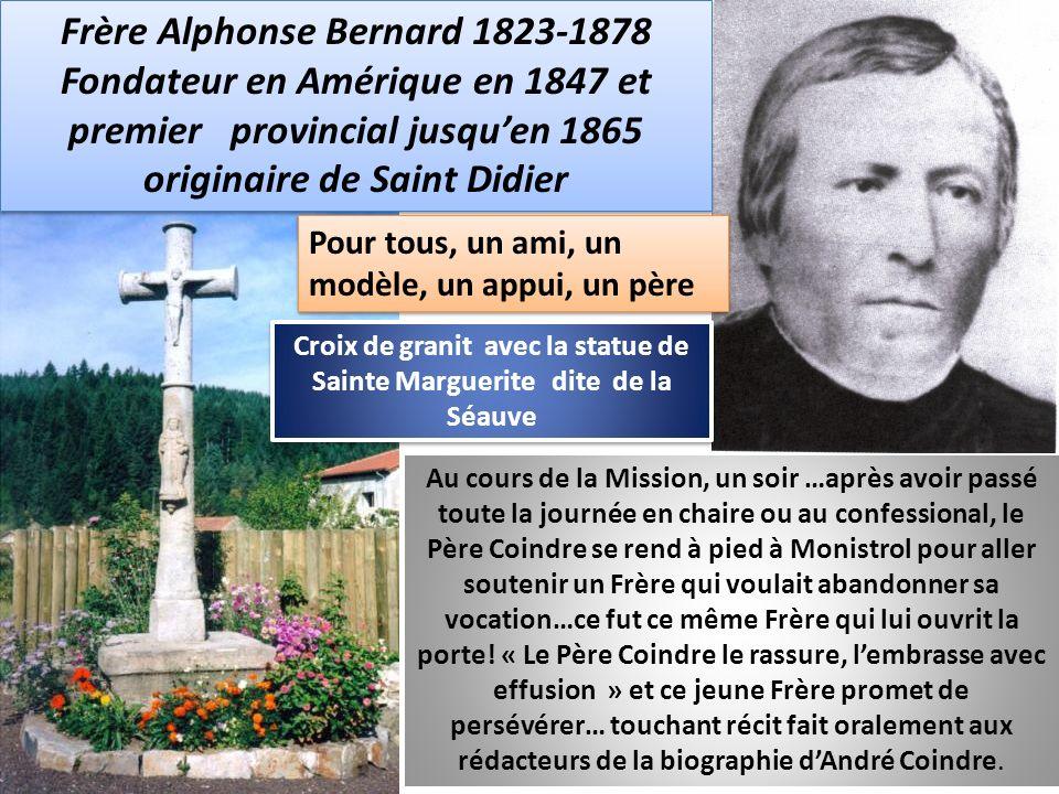 Frère Alphonse Bernard 1823-1878