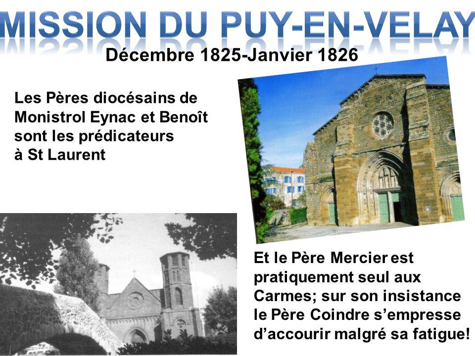 Mission du Puy-en-Velay