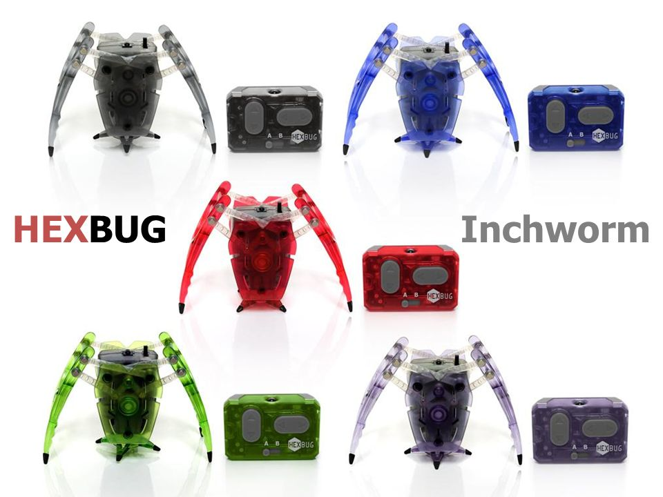 HEXBUG Inchworm