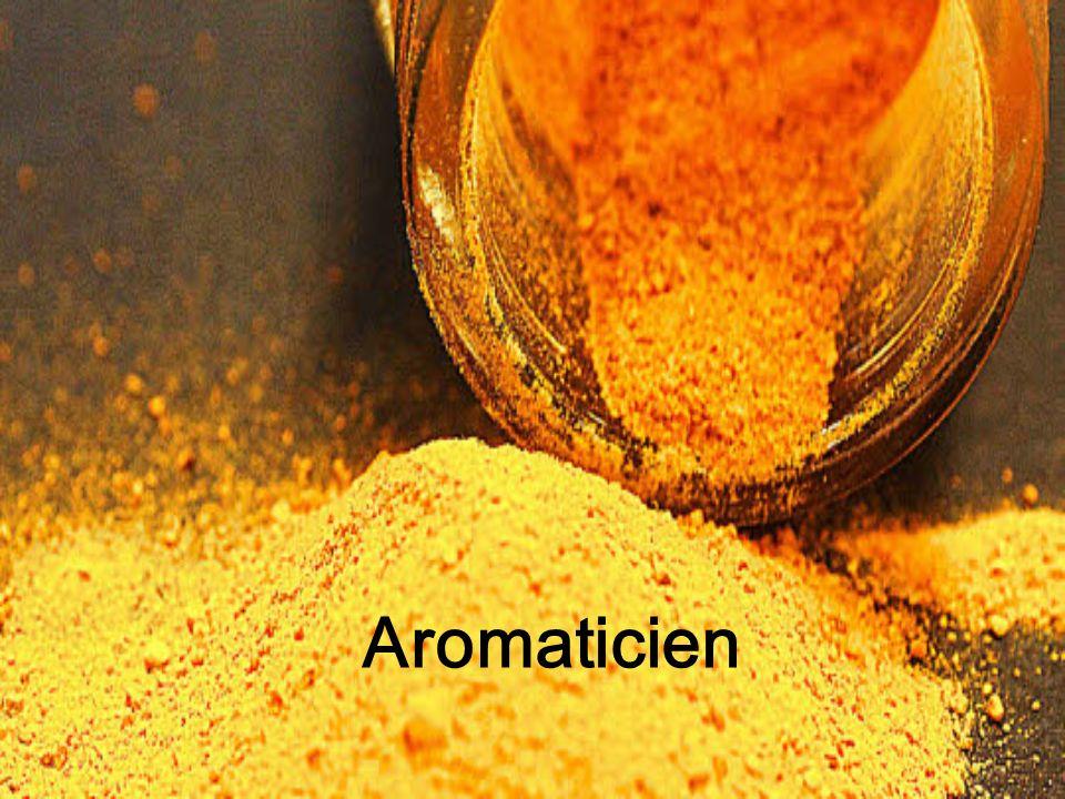 Aromaticien