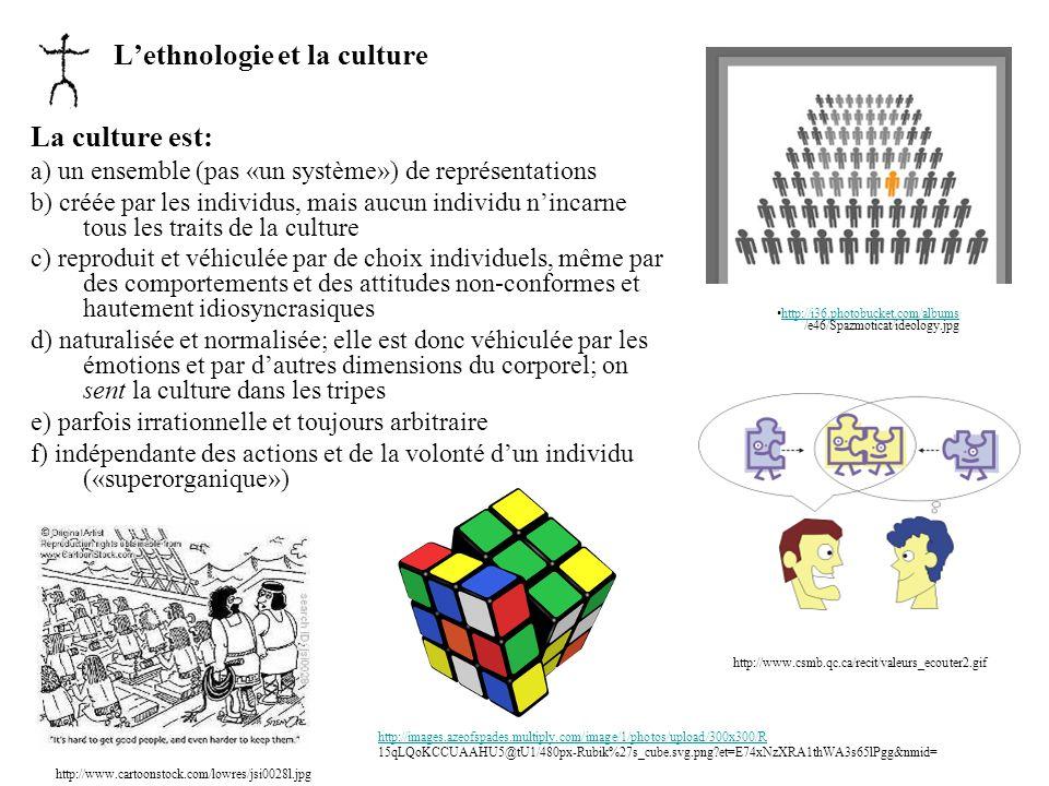 L'ethnologie et la culture