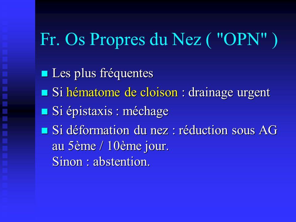 Fr. Os Propres du Nez ( OPN )
