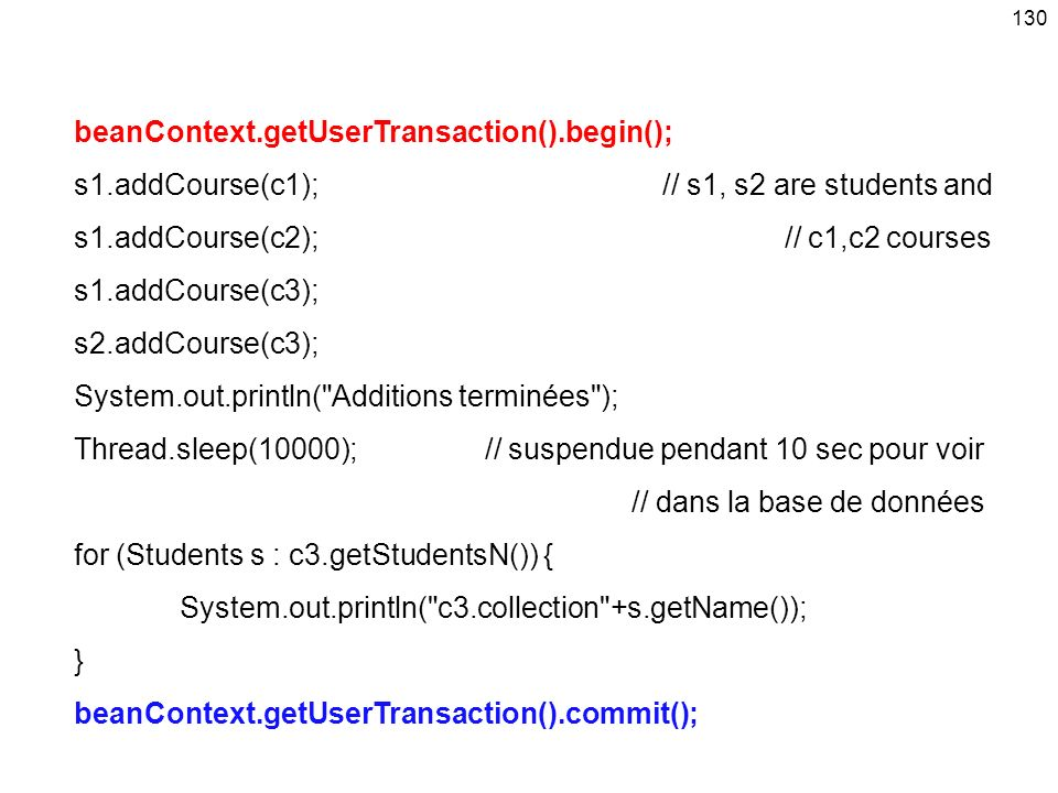 beanContext.getUserTransaction().begin();