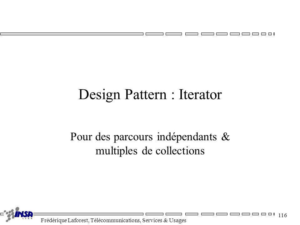 Design Pattern : Iterator