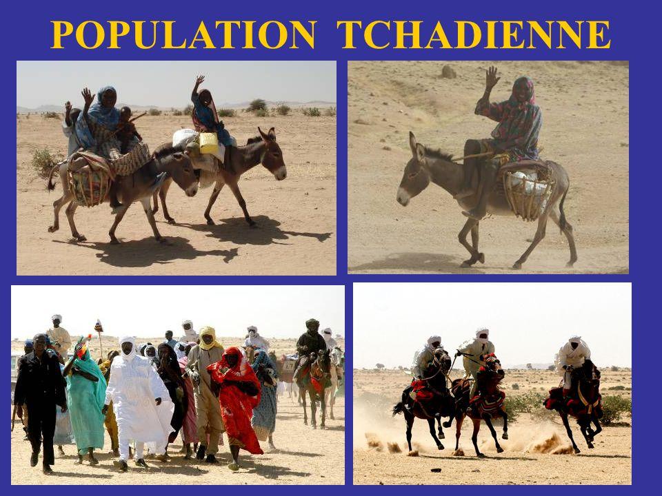 POPULATION TCHADIENNE