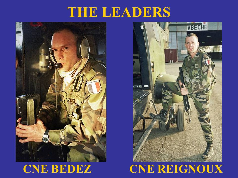 THE LEADERS CNE BEDEZ CNE REIGNOUX