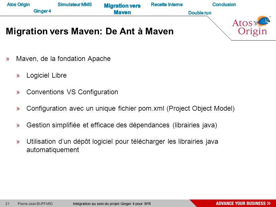 Migration vers Maven: De Ant à Maven
