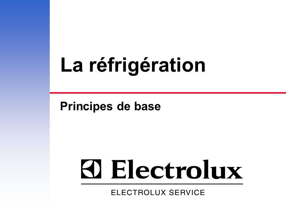 3/31/2017 La réfrigération Principes de base