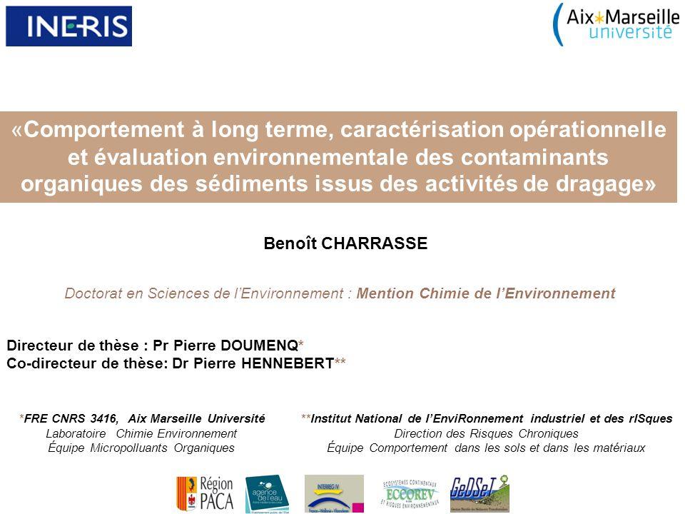 *FRE CNRS 3416, Aix Marseille Université