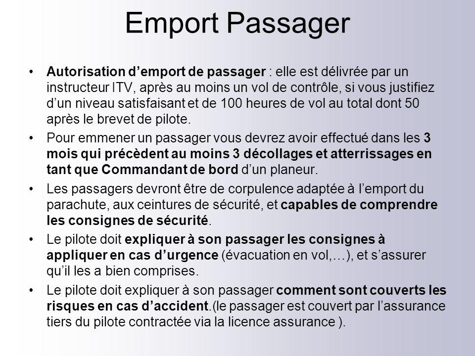 Emport Passager