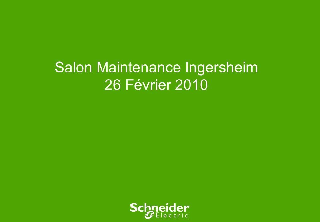 Salon Maintenance Ingersheim 26 Février 2010