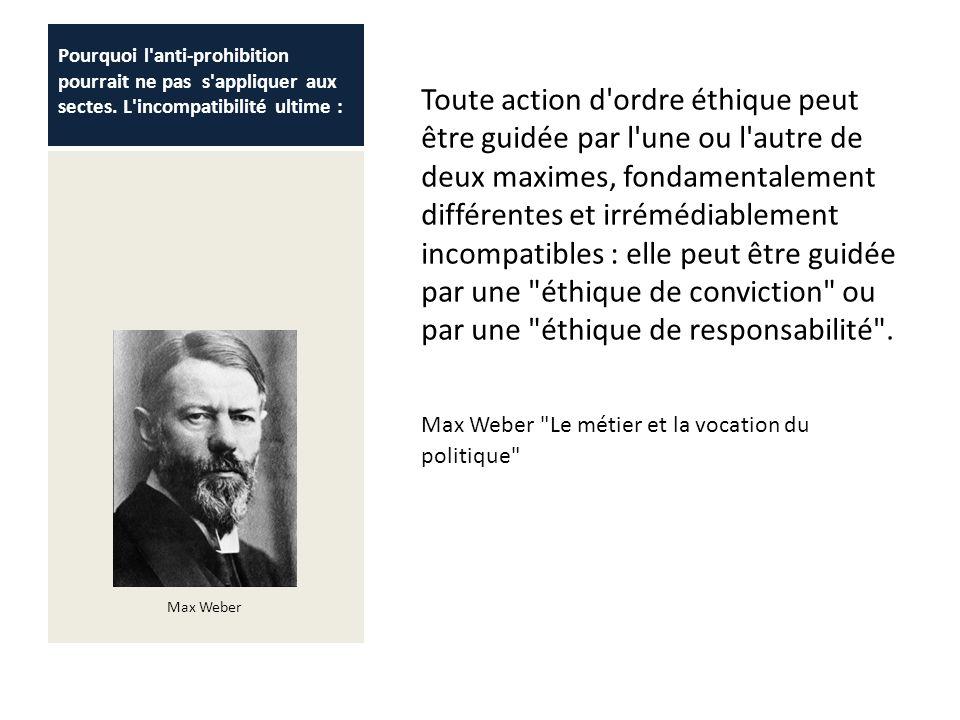 Max Weber Le métier et la vocation du politique