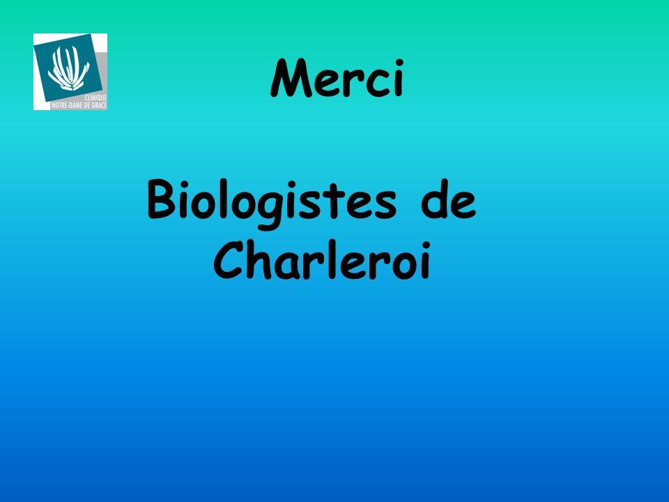 Biologistes de Charleroi