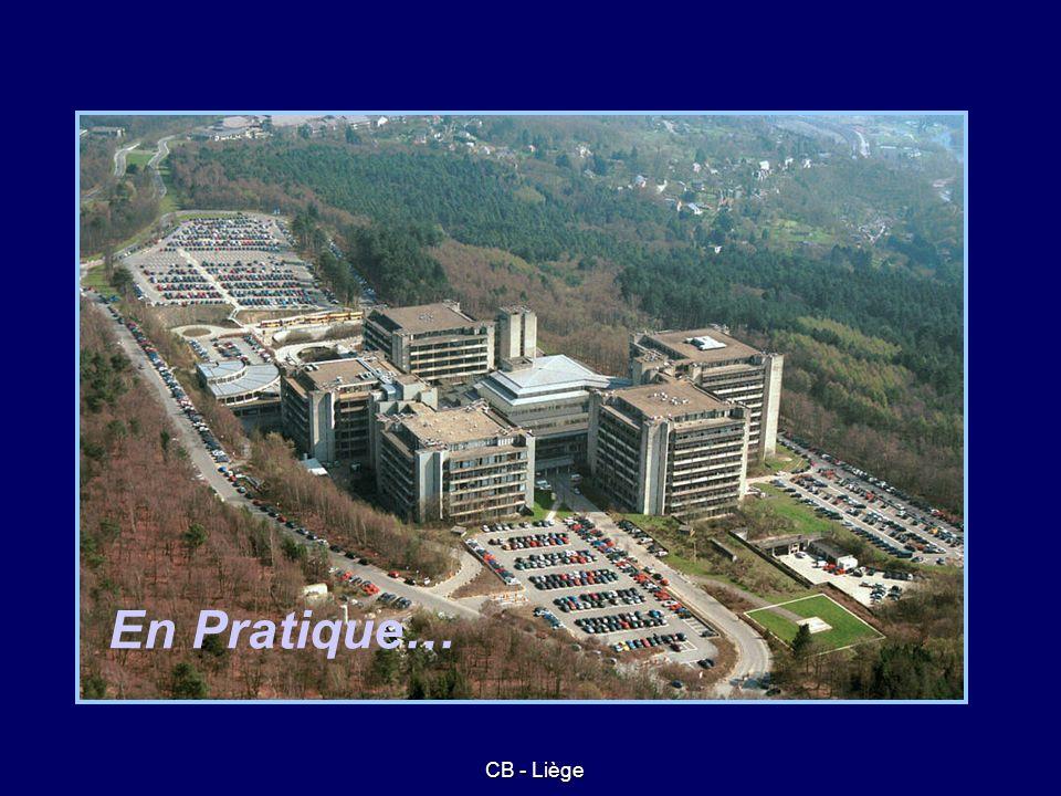 En Pratique… CB - Liège