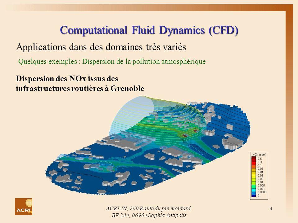 Computational Fluid Dynamics (CFD)