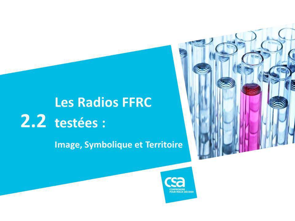 Les Radios FFRC testées : Image, Symbolique et Territoire