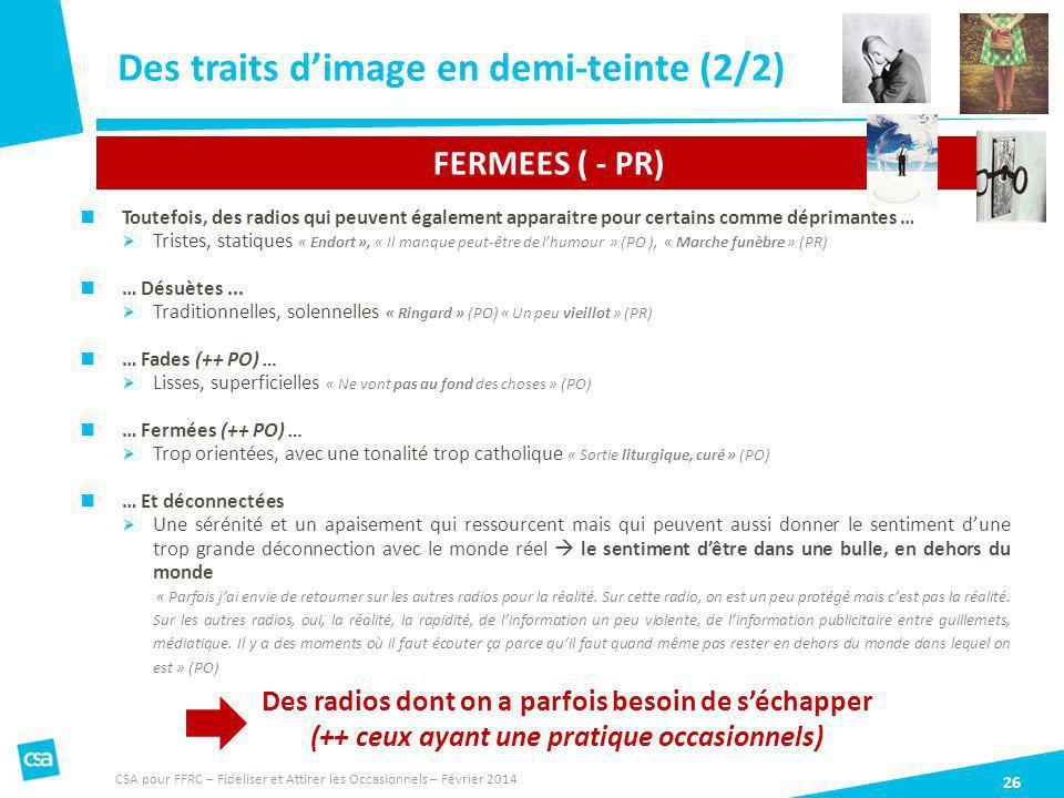 Des traits d'image en demi-teinte (2/2)