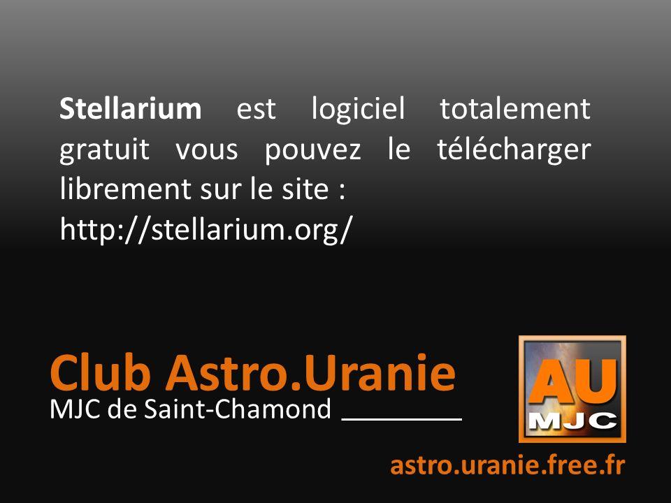 Stellarium est logiciel totalement gratuit vous pouvez le télécharger librement sur le site :