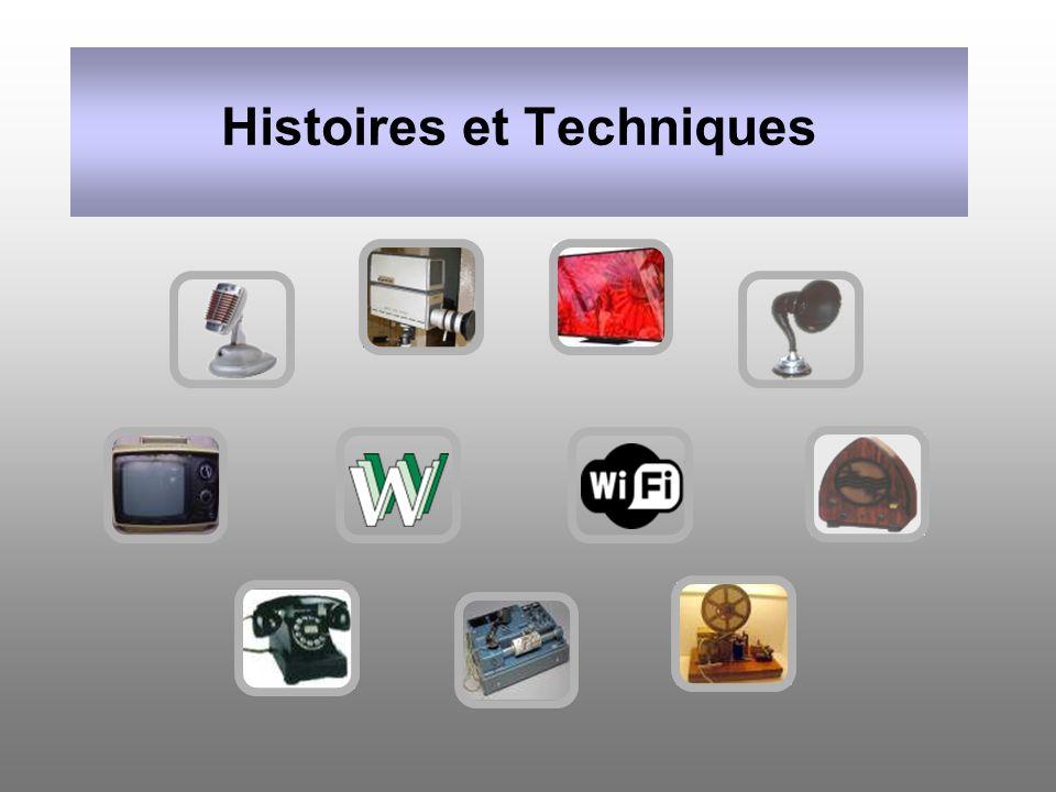 Histoires et Techniques