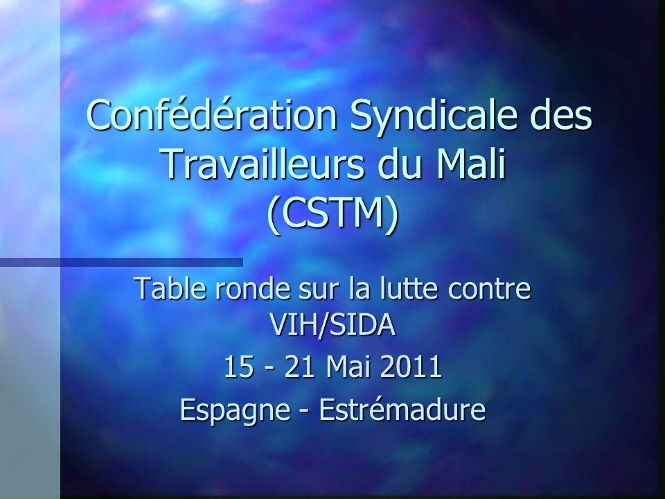 Confédération Syndicale des Travailleurs du Mali (CSTM)