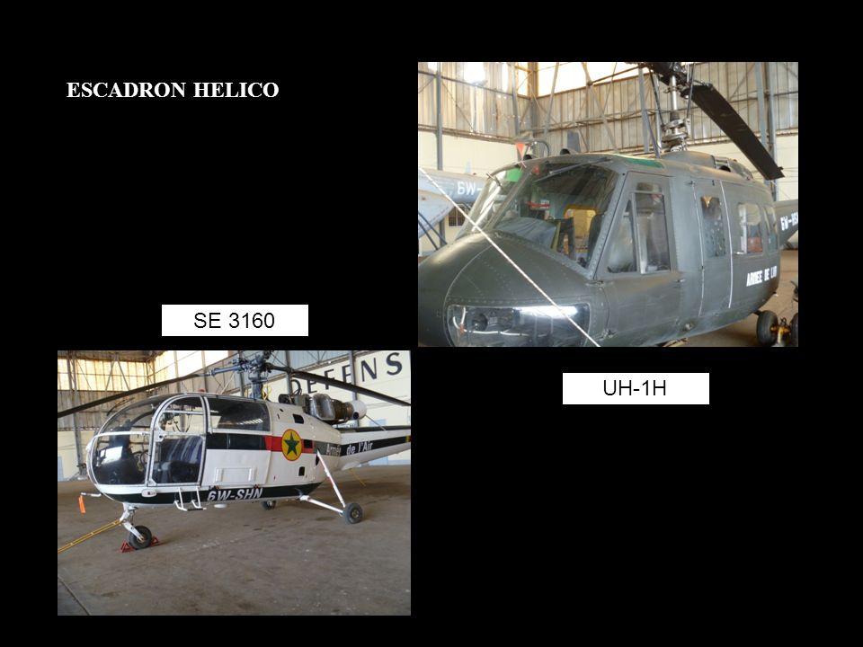 ESCADRON HELICO SE 3160 UH-1H