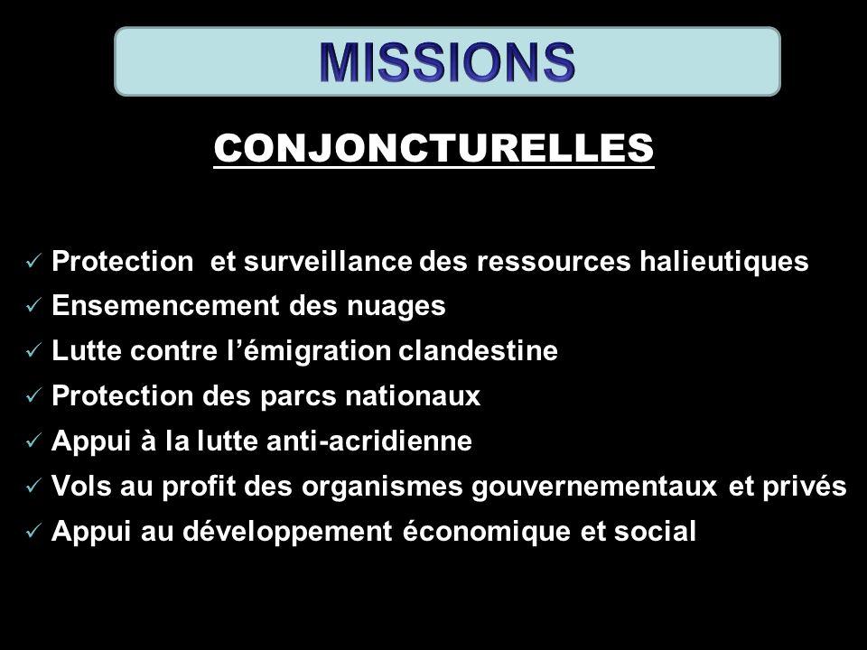 MISSIONS CONJONCTURELLES