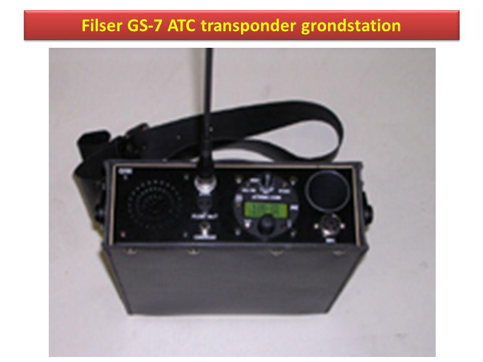 Filser GS-7 ATC transponder grondstation