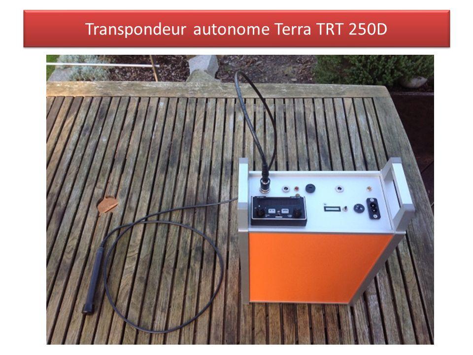 Transpondeur autonome Terra TRT 250D
