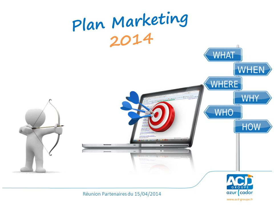 Plan Marketing 2014