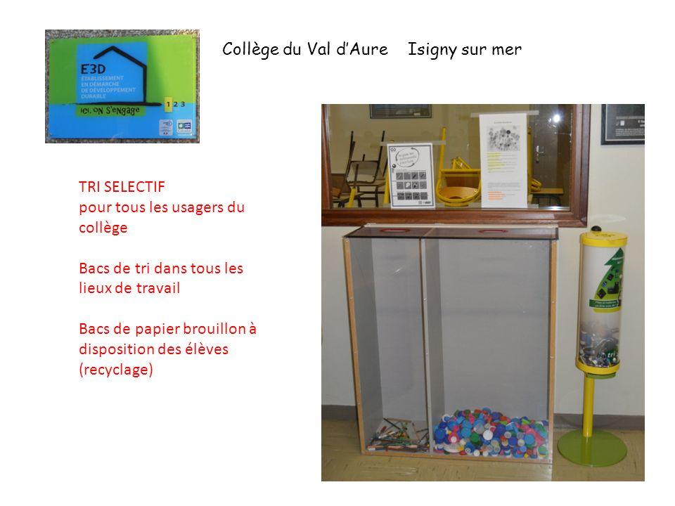 Collège du Val d'Aure Isigny sur mer