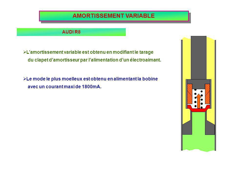 AMORTISSEMENT VARIABLE