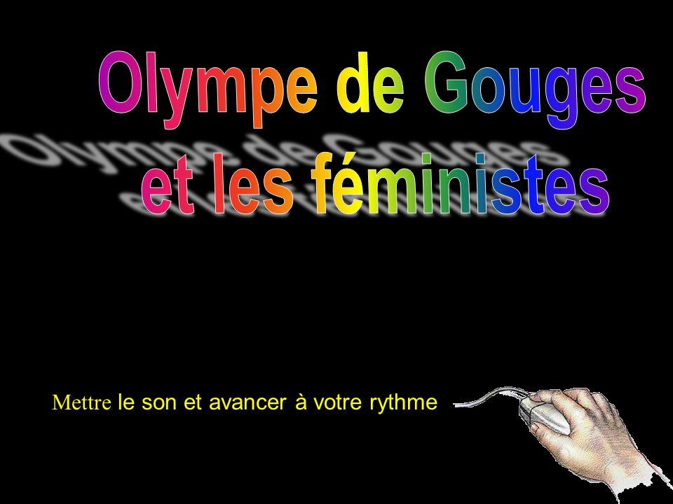 Olympe de Gouges et les féministes