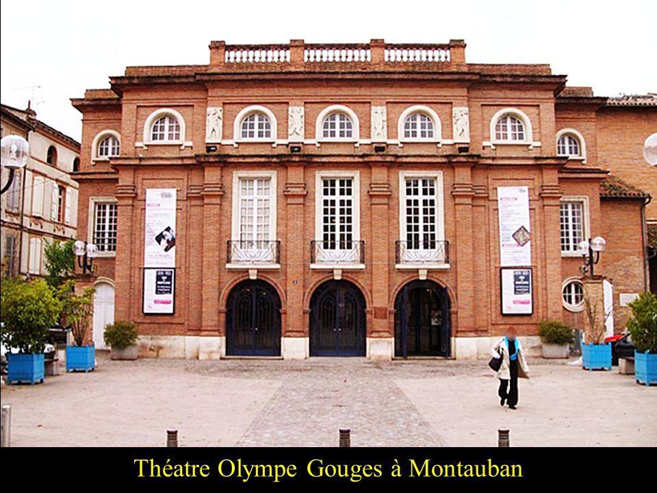 Théatre Olympe Gouges à Montauban
