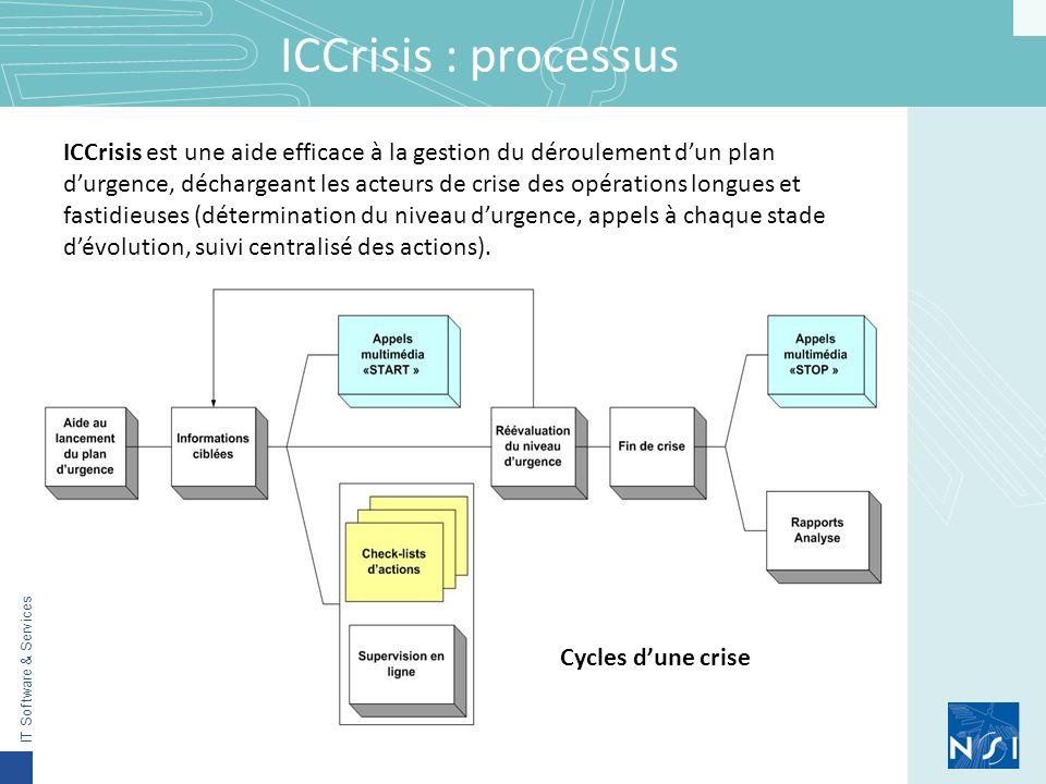 ICCrisis : processus