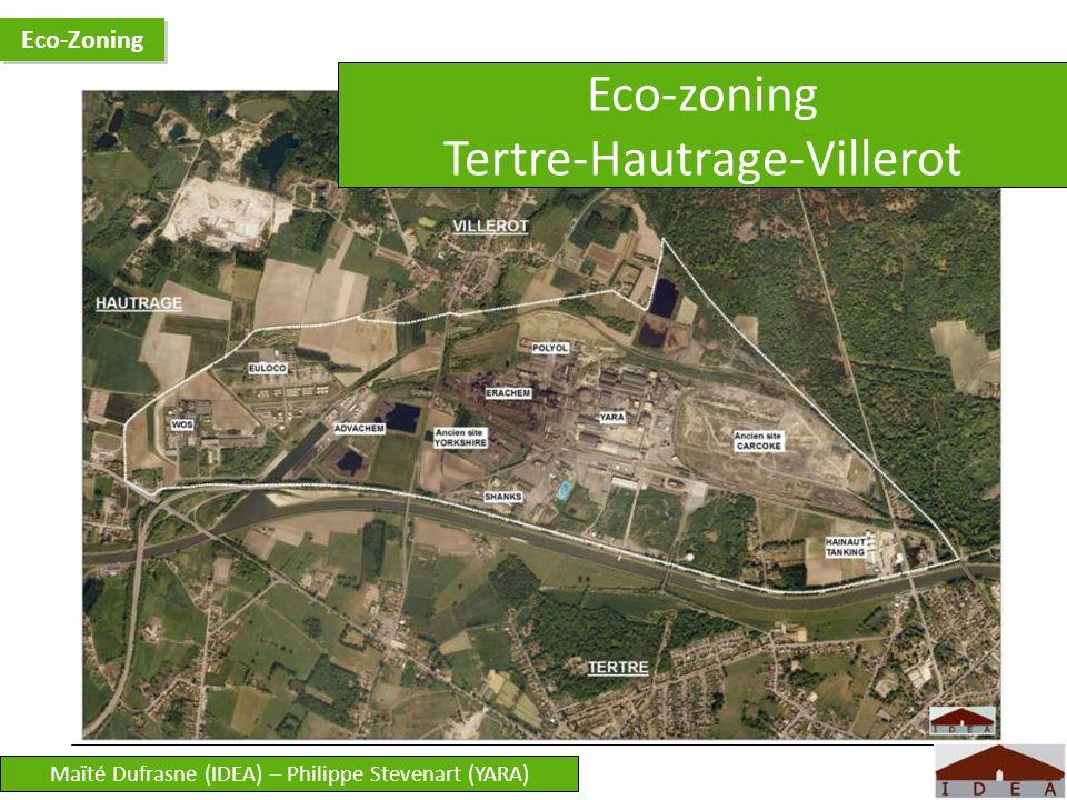 Eco-zoning Tertre-Hautrage-Villerot