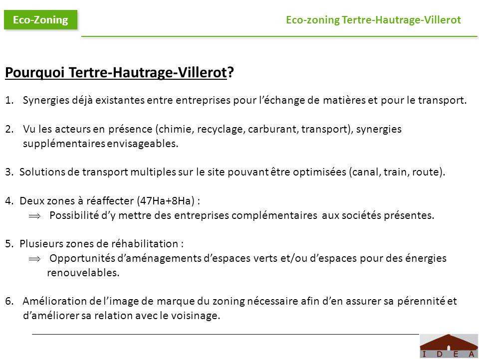 Pourquoi Tertre-Hautrage-Villerot