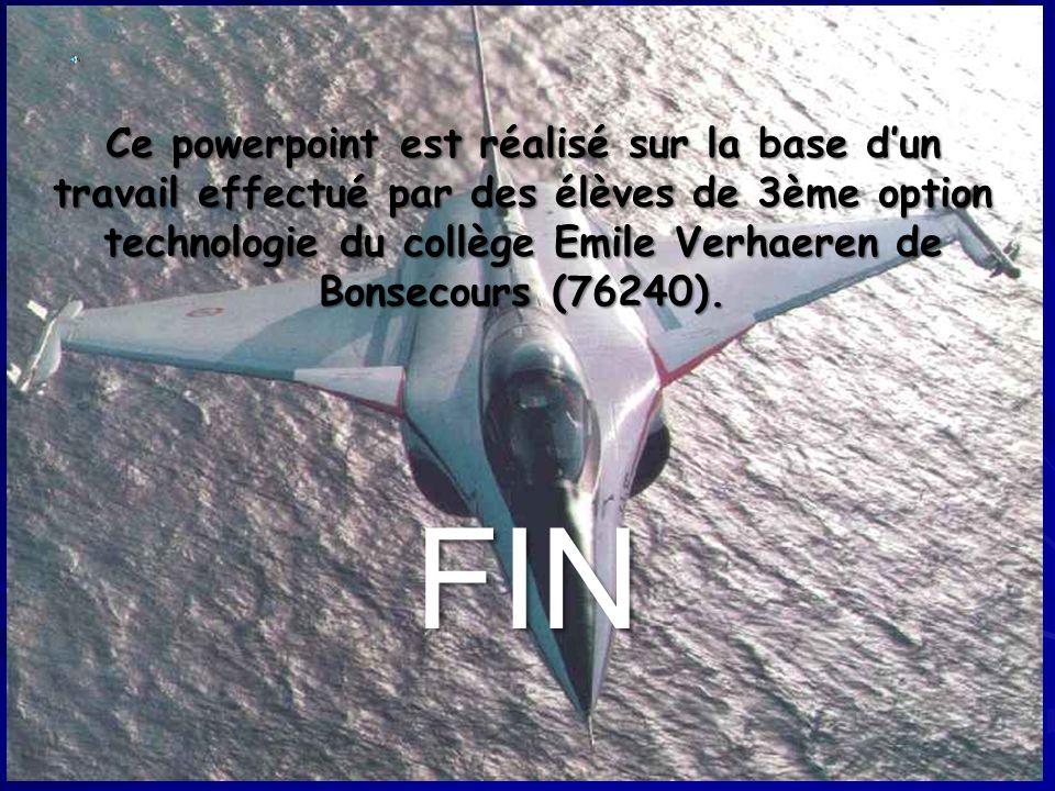 Ce powerpoint est réalisé sur la base d'un travail effectué par des élèves de 3ème option technologie du collège Emile Verhaeren de Bonsecours (76240).