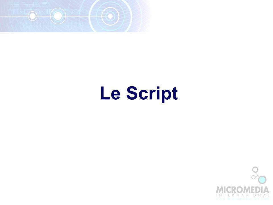 Le Script