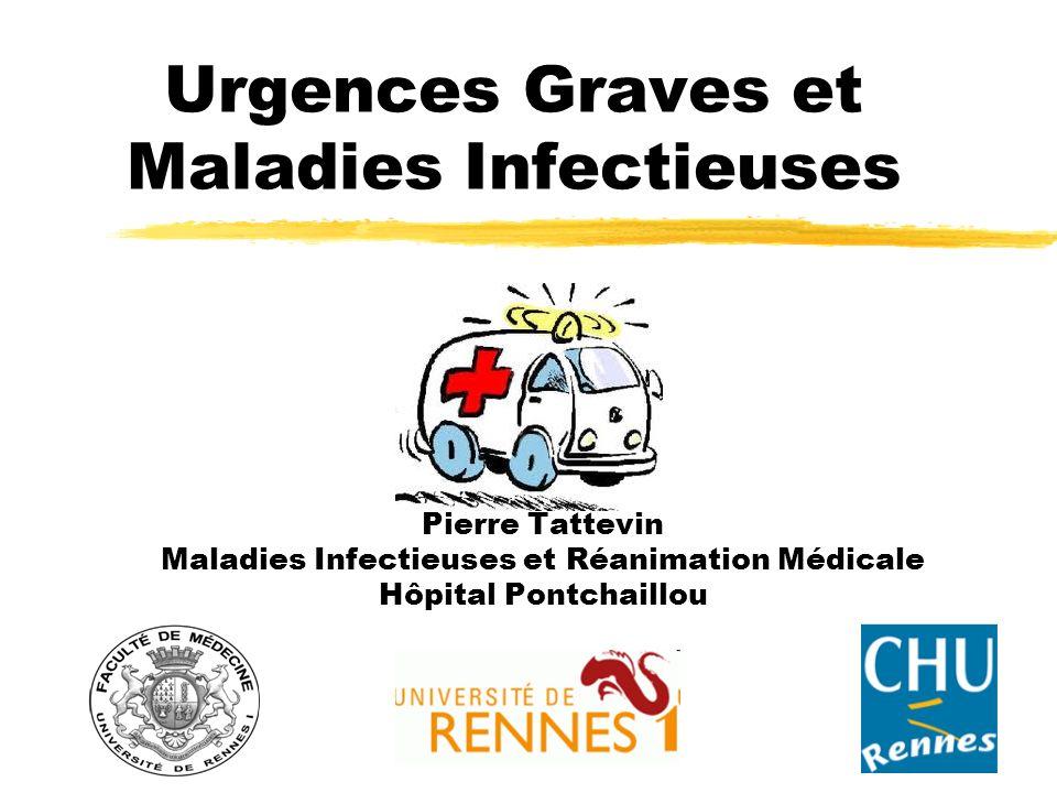 Urgences Graves et Maladies Infectieuses