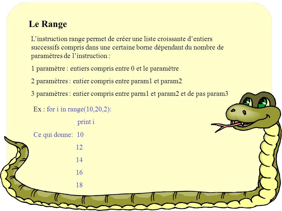 Le Range