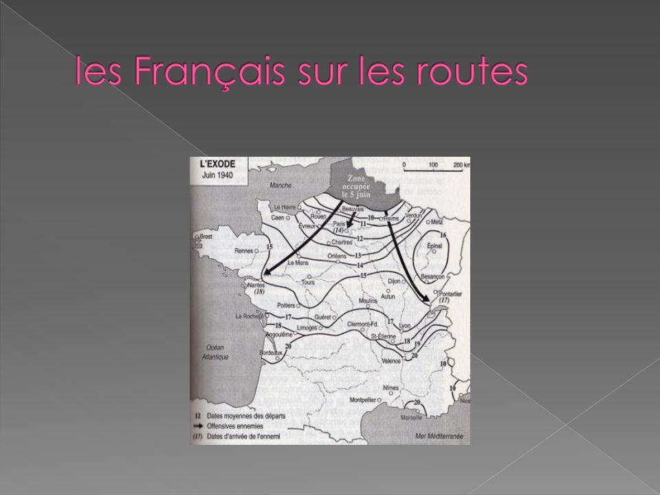 les Français sur les routes